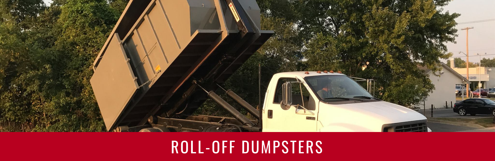 Roll-Off Dumpsters