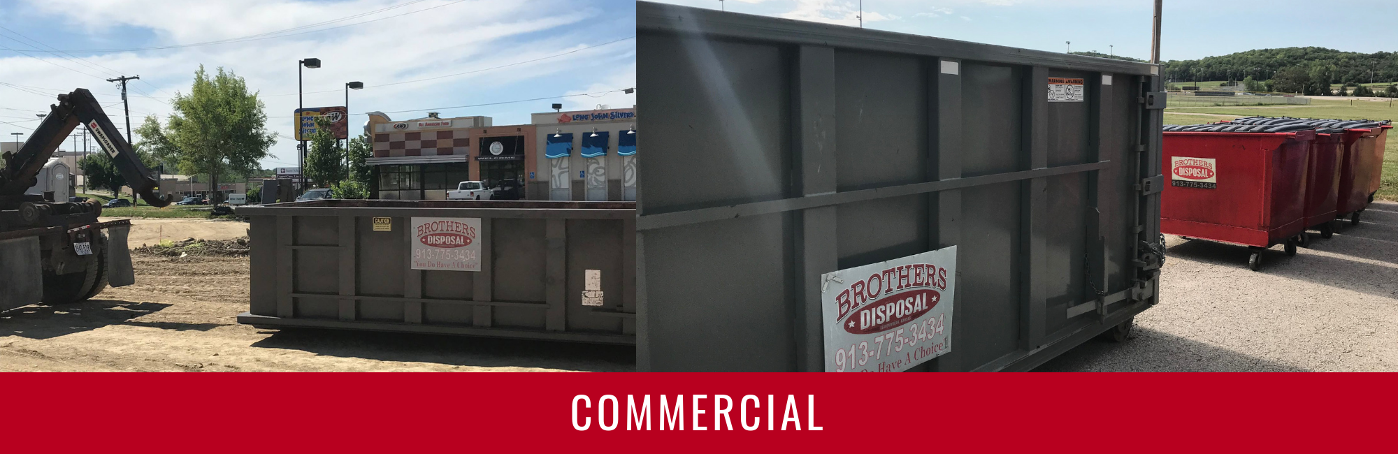 Commercial Waste Management services